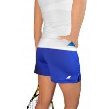 Babolat Short Performance 2013 blau Damen