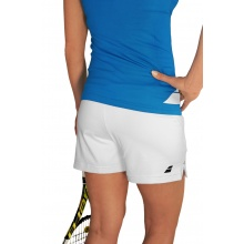 Babolat Short Performance 2013 weiss Damen