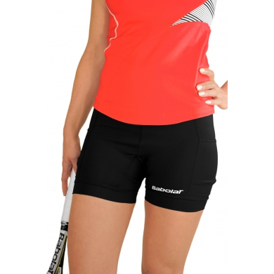 Babolat Shorty Performance 2013 schwarz Damen