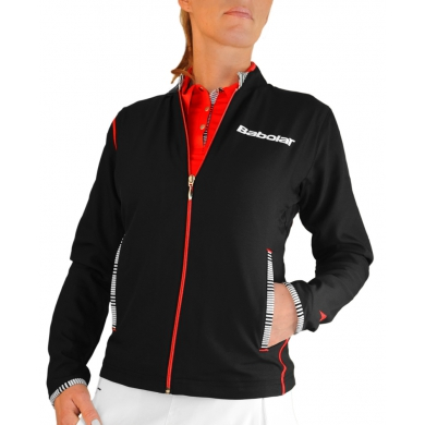 Babolat Jacket Performance 2013 schwarz Damen
