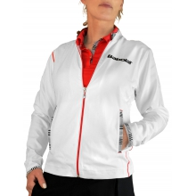 Babolat Jacket Performance 2013 weiss Damen