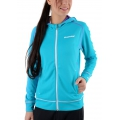 Babolat Sweatshirt Match Performance 2014 türkis Damen (Größe XS+XL)