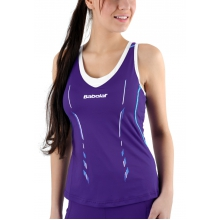 Babolat Tennis-Tank Match Performance violett Damen