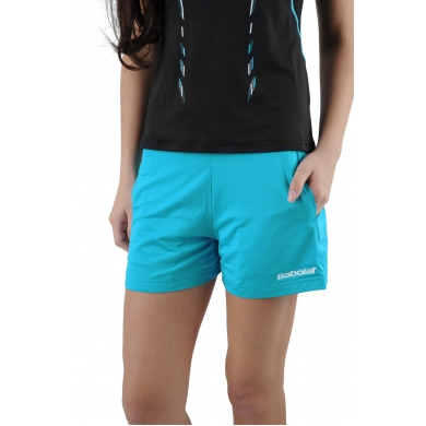 Babolat Short Match Core 2014 türkis Damen