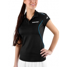 Babolat Polo Match Core 2014 schwarz Damen
