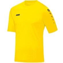JAKO Tshirt Trikot Team Kurzarm gelb Boys