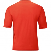 JAKO Tshirt Trikot Team Kurzarm orange Herren