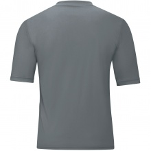 JAKO Tshirt Trikot Team Kurzarm grau Herren