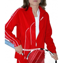 Babolat Jacket Club 2011 rot Girls