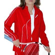 Babolat Jacket Club 2011 rot Girls