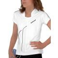 Babolat Shirt Club 2011 weiss Girls