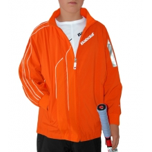 Babolat Jacket Club Classic orange Boys