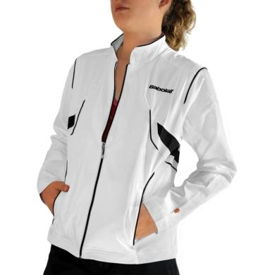 Babolat Jacket Club 2012 weiss Girls