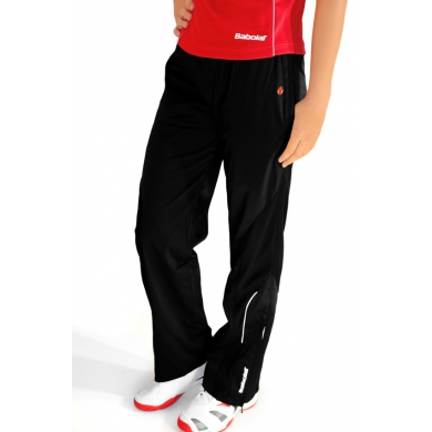 Babolat Tennishose Pant Club #12 lang schwarz Girls