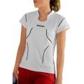 Babolat Shirt Club 2012 weiss Girls (Größe 128)