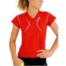 Babolat Shirt Club 2013 rot Girls