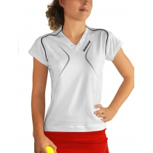 Babolat Shirt Club 2013 weiss Girls