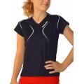 Babolat Shirt Club 2013 marineblau Girls