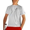 Babolat Tshirt Club 2013 weiss Boys (Größe 128)