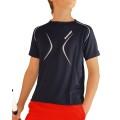 Babolat Tshirt Club 2013 marineblau Boys (Größe 128)