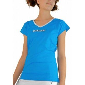 Babolat Shirt Training blau Girls