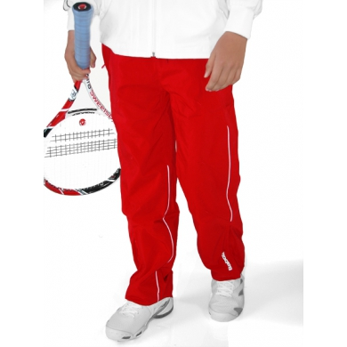 Babolat Pant Club New rot Boys (Größe 164)