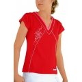 Babolat Shirt Performance 2011 rot Girls
