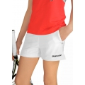 Babolat Short Performance 2013 weiss Girls