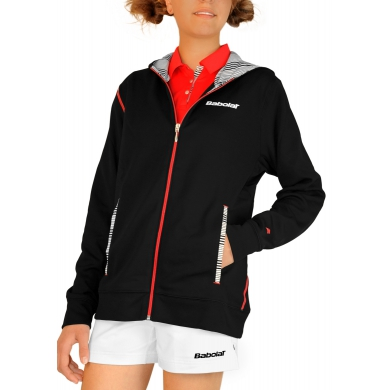 Babolat Sweatshirt Performance 2013 schwarz Girls