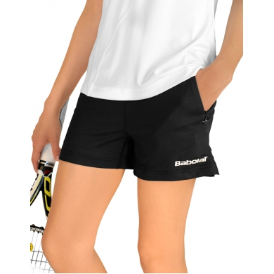 Babolat Short Performance 2013 schwarz Girls