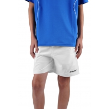 Babolat Short Match Core 2014 weiss Boys