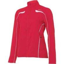 Asics L3 Jacket rot Damen (Größe L)