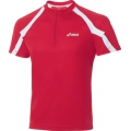 Asics L3 Half-Zip Shirt 2011 rot Herren