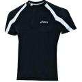 Asics L3 Half-Zip Shirt 2011 schwarz Herren (Größe L)