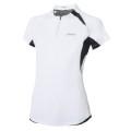 Asics L2 Half-Zip Shirt 2011 weiss Damen