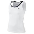 Nike Tank Power weiss/schwarz 103 Girls (Größe 164)