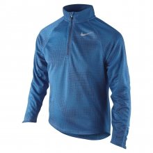 Nike Half Zip Shirt Element Jacquard Boys