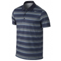 Nike Polo Rally Sphere Stripe NEW blau Herren