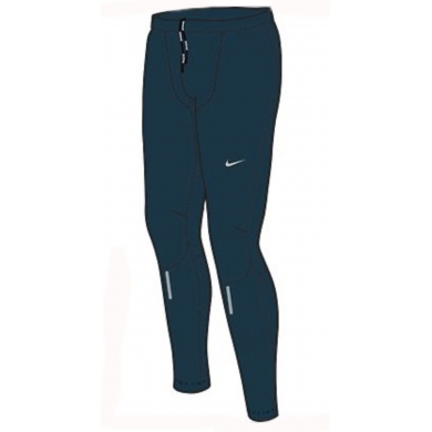 Nike Tight Element Shield navy Herren