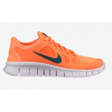 Nike Free 5.0 orange Laufschuhe Kinder