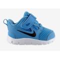 Nike Free 5 Klett blau Laufschuhe