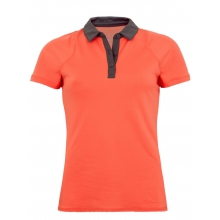 Nike Polo Sphere orange Damen
