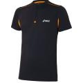 Asics L2 Half-Zip Shirt 2011 anthrazit Herren (Größe M)
