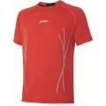 Asics L2 T-Shirt Graphic rot Herren (Größe XL)