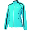 Asics Jacket L2 2011 blau Damen (Größe S+L)