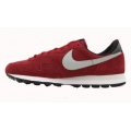 Nike Air Pegasus 83 Leder rot Sneaker Herren (Größe 44,5)