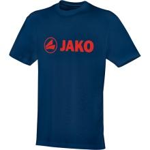 JAKO Tshirt Promo dunkelblau/rot Boys