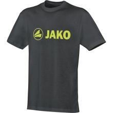JAKO Tshirt Promo anthrazit/grün Boys
