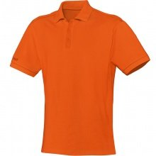 JAKO Polo Team orange Herren