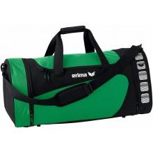 Erima Sporttasche Club 5 (Größe L) grün/schwarz